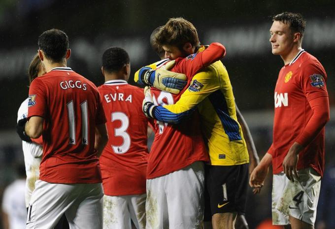 Glory Glory Man United ....