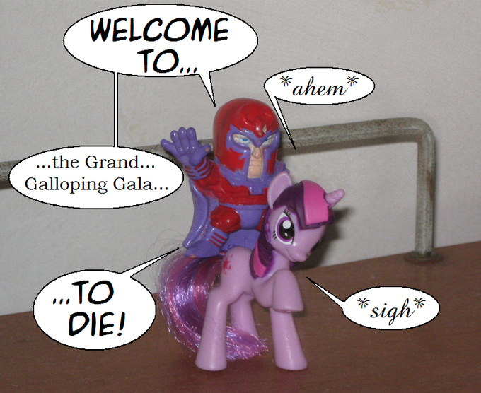 Magneto Is Best Pony