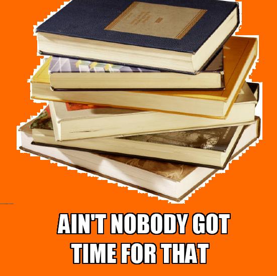 Ain't Nobody Books
