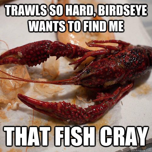 THAT FISH CRAY