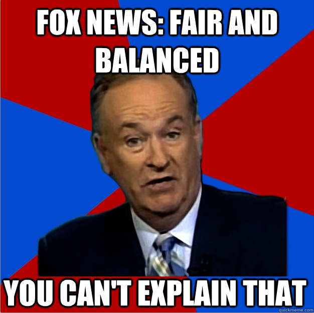 Fox Nedws Fair And Balanced