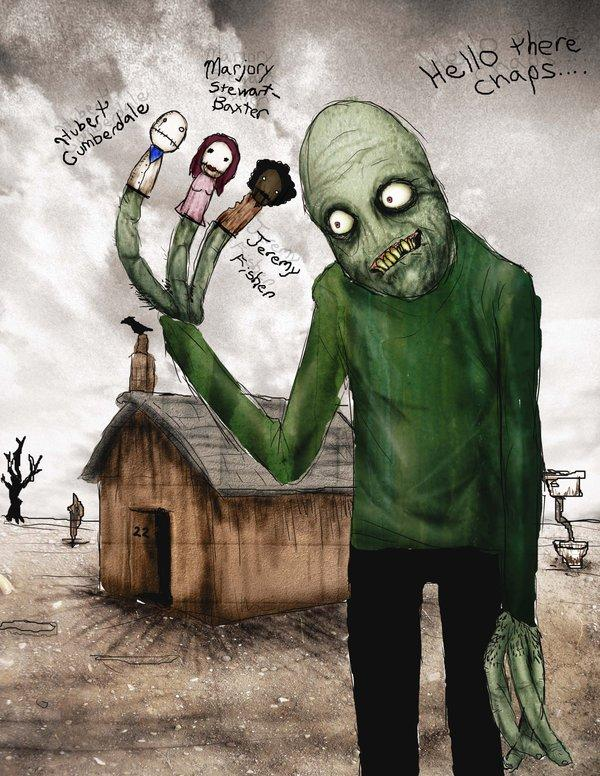 2f3 salad fingers image gallery (sorted by favorites) know your meme