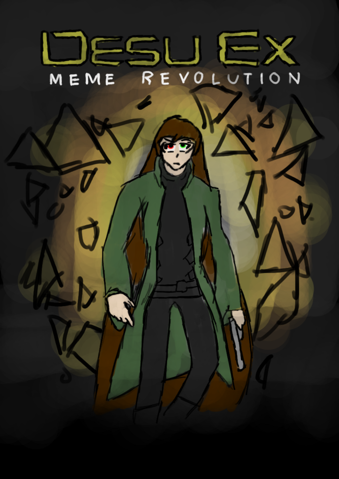Desu Ex: Meme Revolution