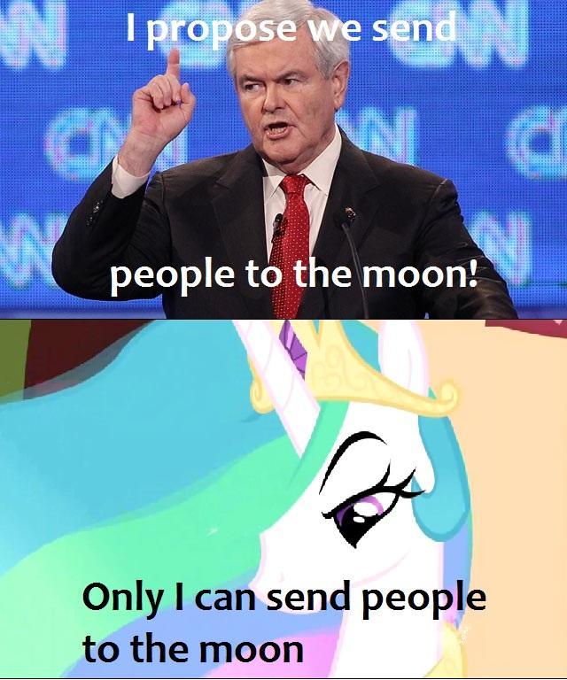 Newt Gingrich plans