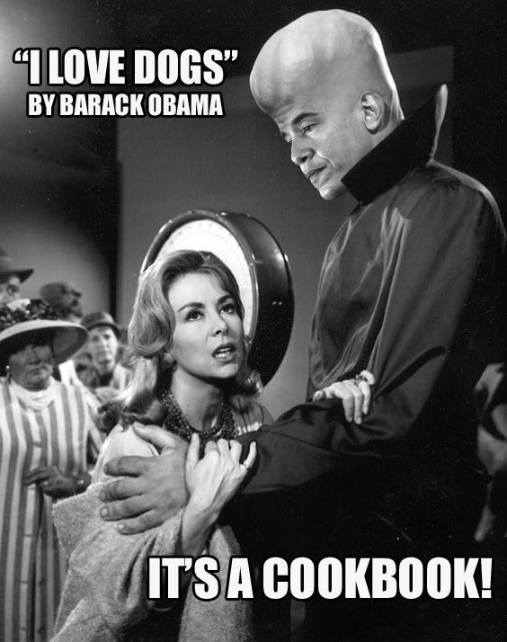 It's A Cookbook