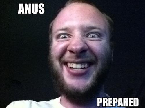 Anus Prepared