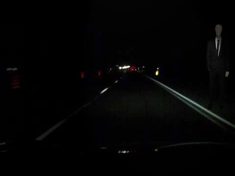 Slenderman Roadside