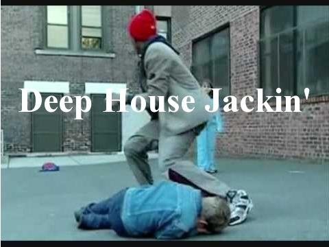 Deep house Jackin'