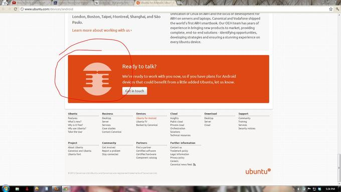 Goatse on Ubuntu?