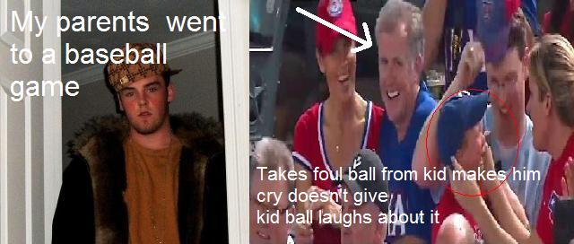 Scumbag Steves Scumbag Parents