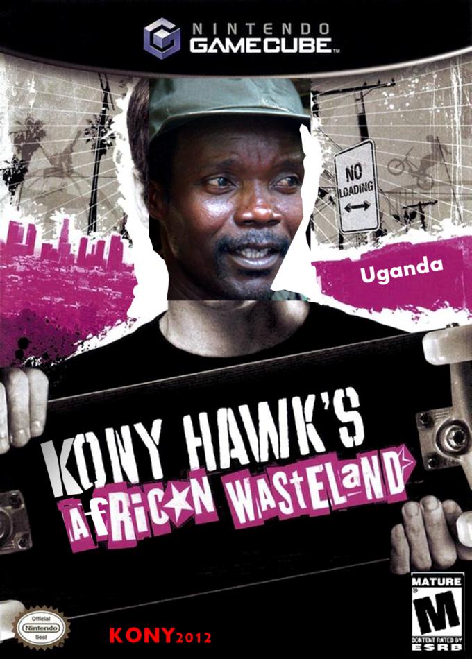 KONY HAWK