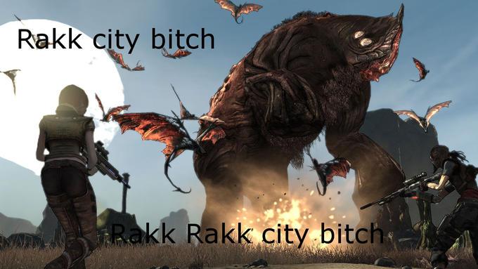 rakk city