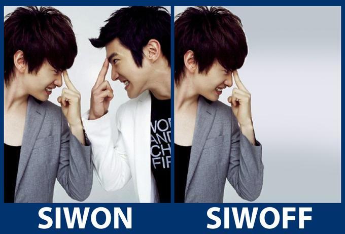 SiWon - SiWoff