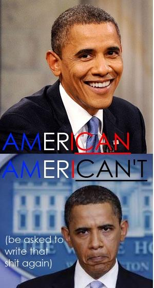 Yes We AmeriCAN!