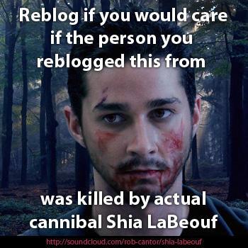 Reblog if...