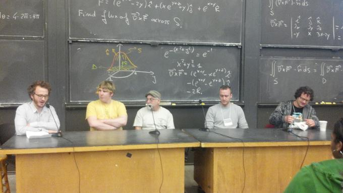 ROFLCon: Life After the Meme Panel