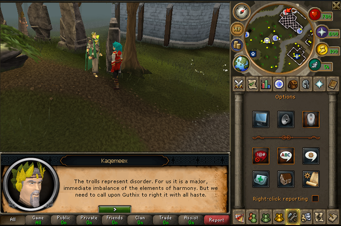 Pony reference spotted in Runescape
