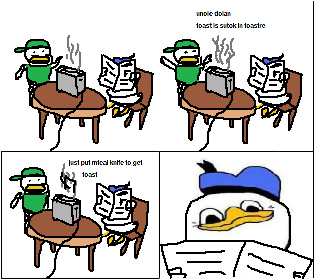 Breakfast with Dolan