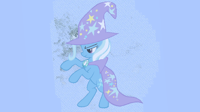 Trixie in Minecraft