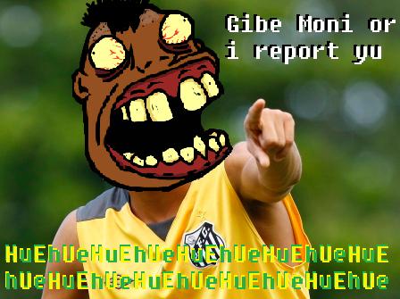 Neymar Santos Gibe moni