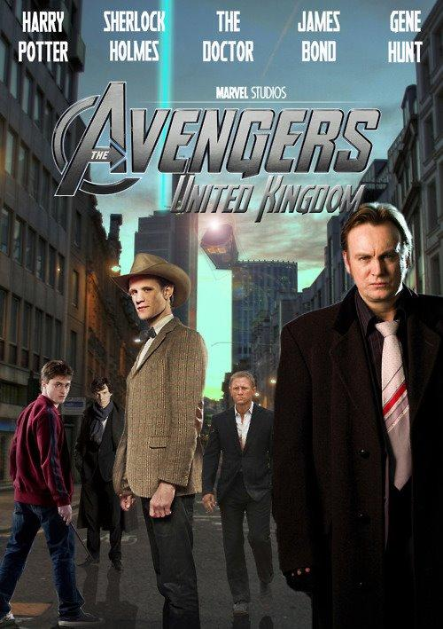 The Advengers United Kingdom