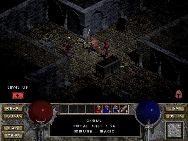 Diablo Gameplay