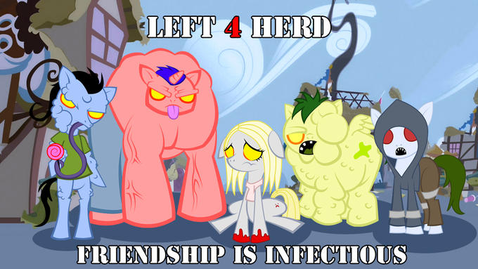 Special Infected ponified