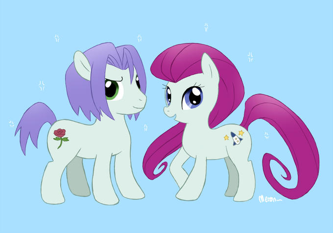 Jessie and James ponified
