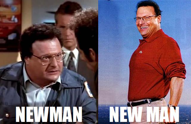 Newman/New Man