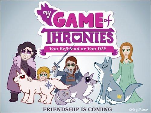 My Game of Thrones