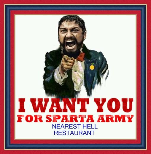 Leonidas Wants You!