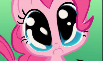 Pinkie Pie Performs the Puppy Pout