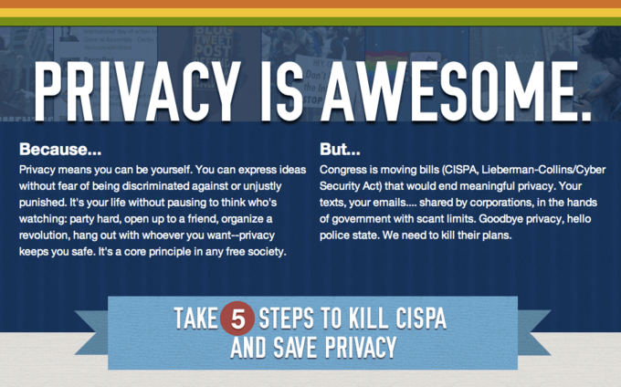 PrivacyIsAwesome.com