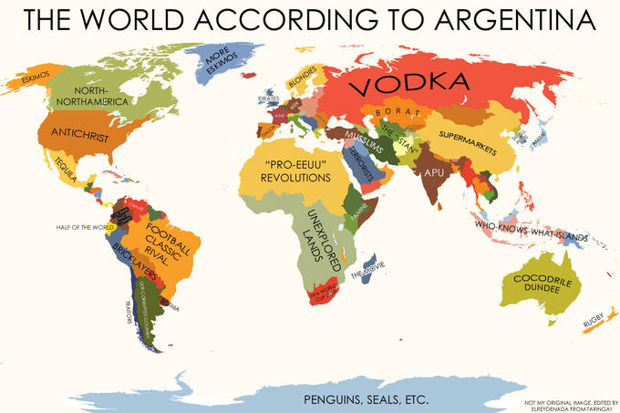 World According To Argentina