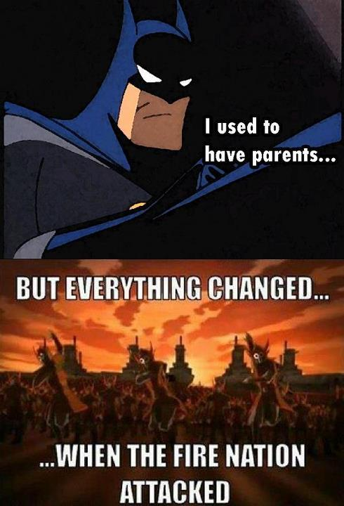 Batman - Brock Obama