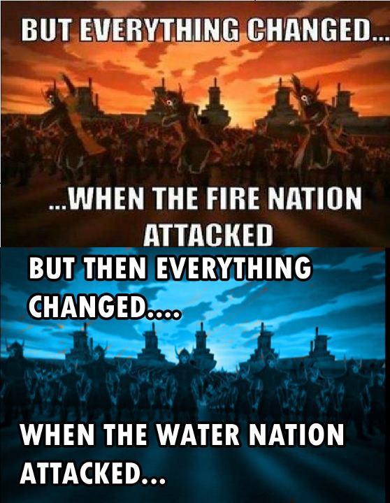 Water Nation - Brock Obama