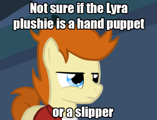 Not Sure If Lyra...