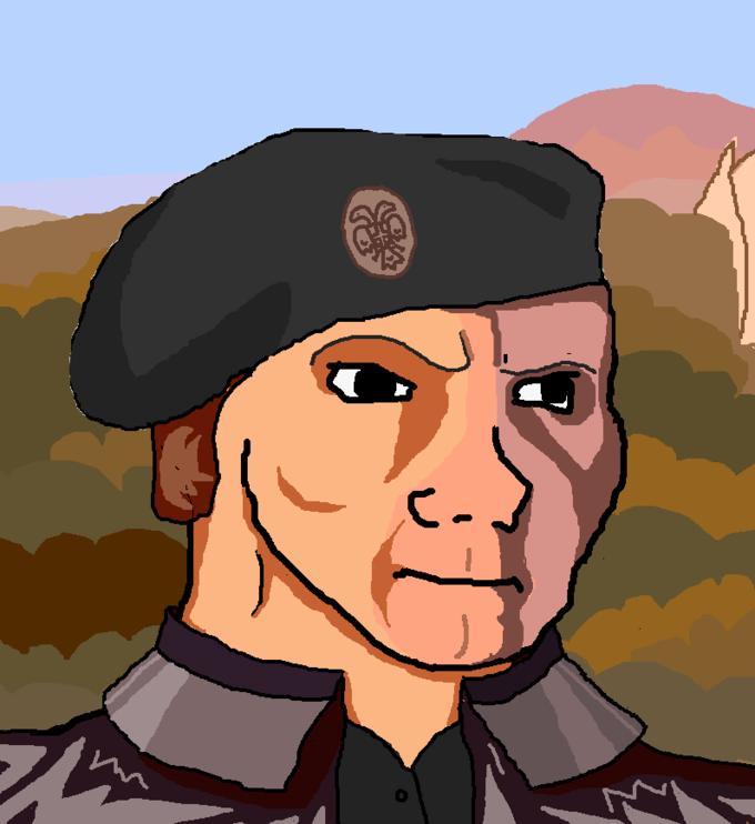 Dat Feel Soldier