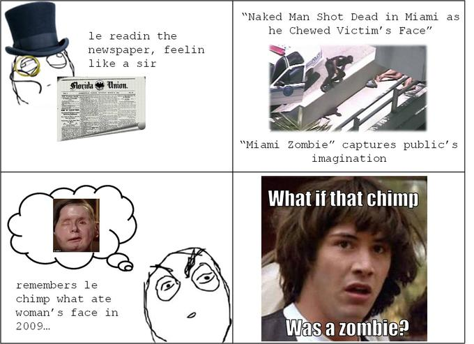 conspiracy keanu reads the news