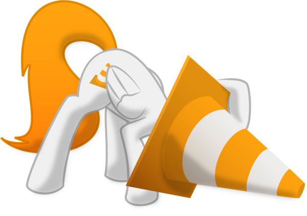VLC media player ponified