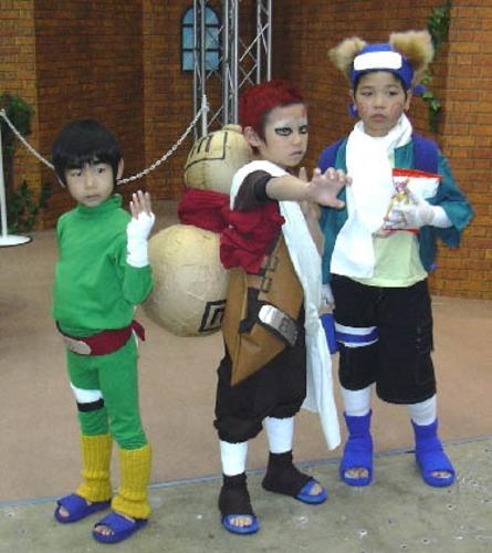 Cutest cosplayers EVUR!