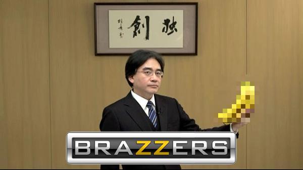 Iwata again