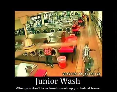 Junior Wash