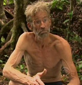 Survivor Gabon's Bob Crowley
