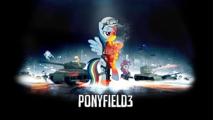 Battlefield Pony