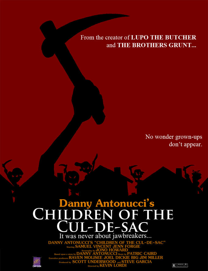Children of the cul de sac