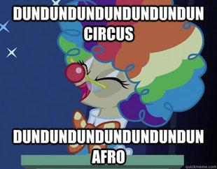 circus afro