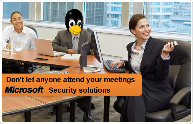 Tux Microsoft Security Solutions cc