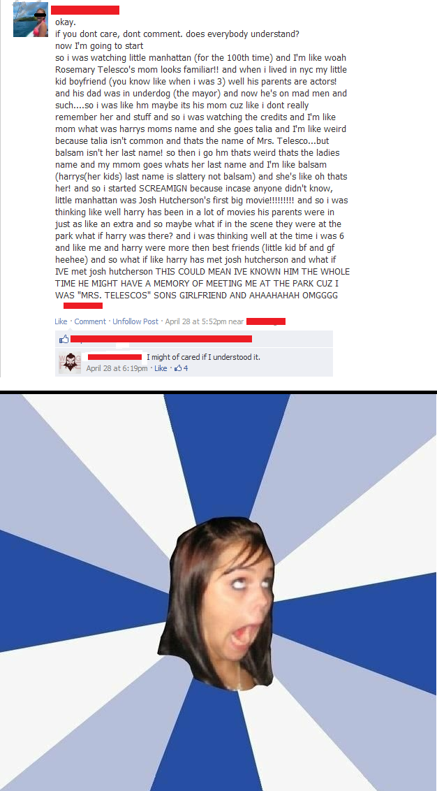 6ee image 329946] annoying facebook girl know your meme