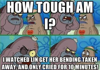 Legend of Korra/Spongebob